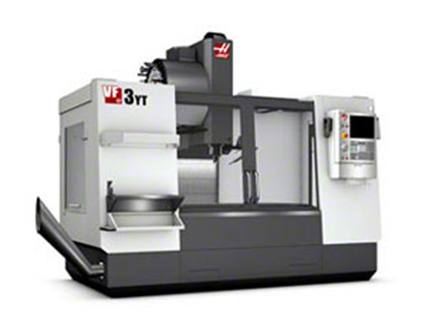 CIM Adds Capacity With Haas VF3-YT CNC Machining Center