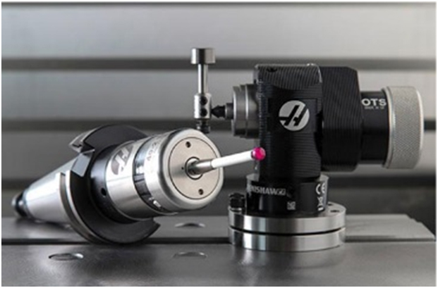 CIM Improves Operations with Haas Wireless Intuitive Probing System