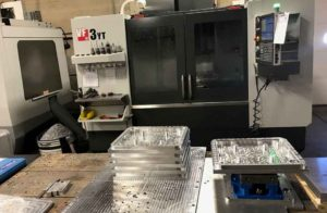 CNC machining molds