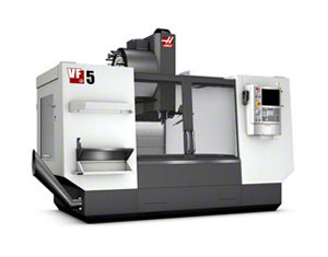 CIM Expands CNC Lineup With Haas VF-5 CNC Mill