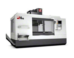 Haas VF-6SS CNC Mill Acquired